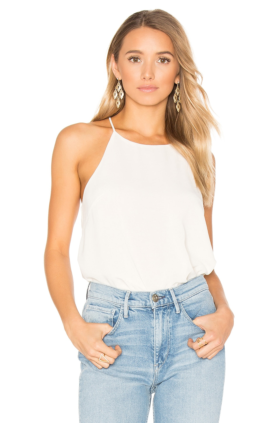 Racer Tank by BLAQUE LABEL