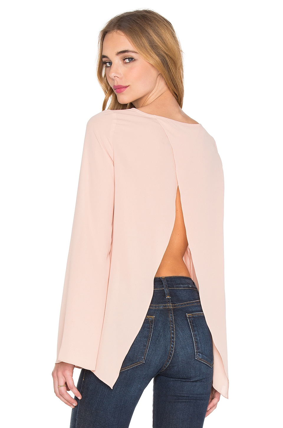 Open Back Top by BLAQUE LABEL