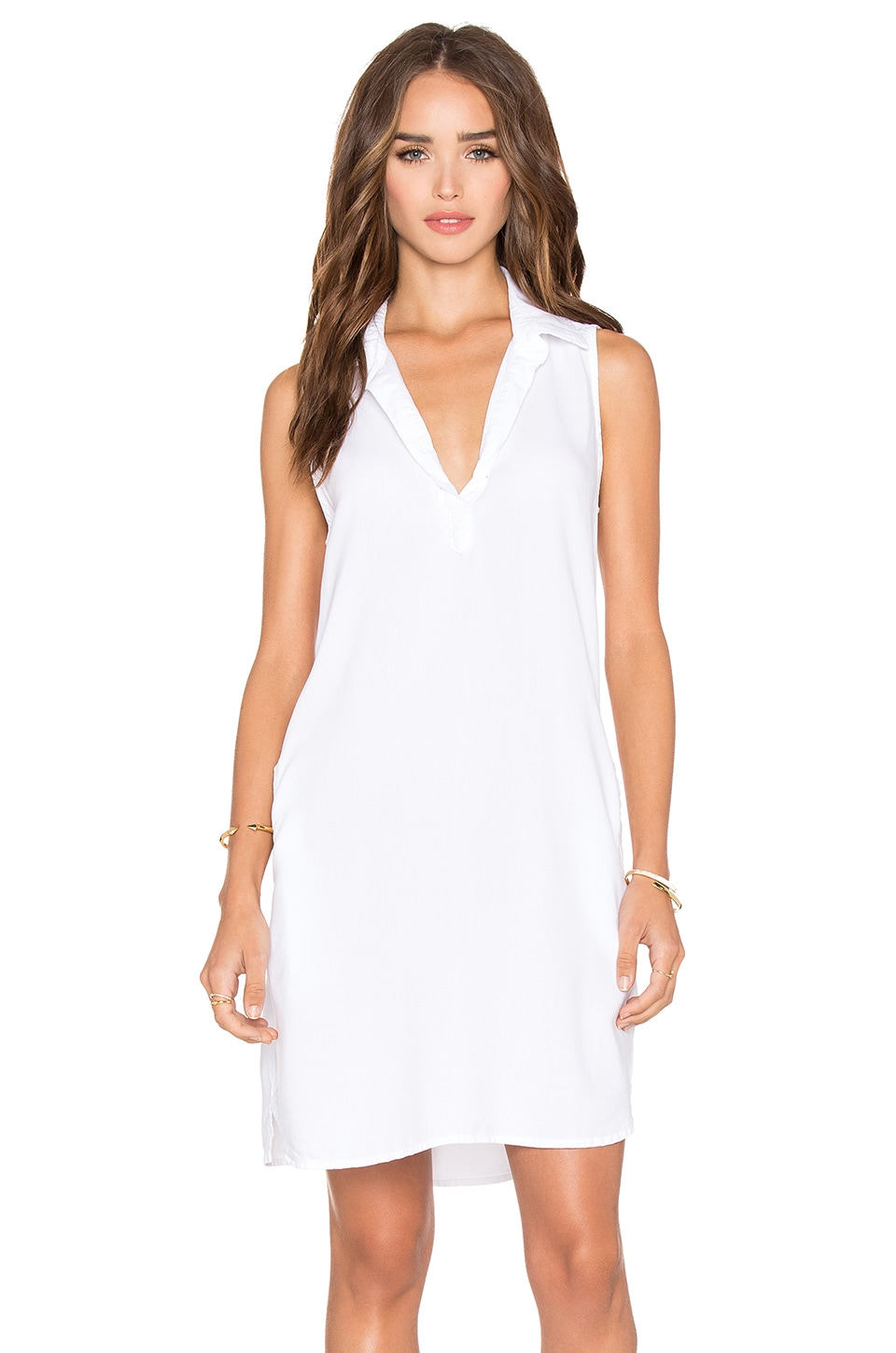 Sleeveless A Line Dress by Bella Dahl