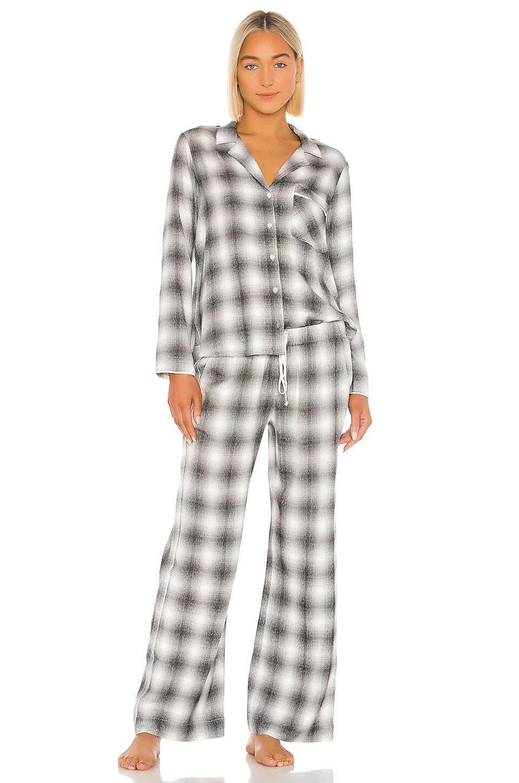 Bella Dahl Pajama Set in White
