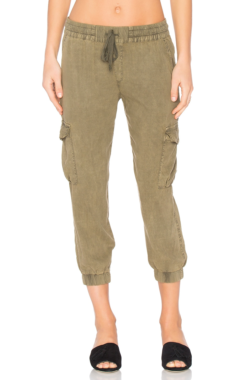 Flap Pocket Cargo Jogger by Bella Dahl