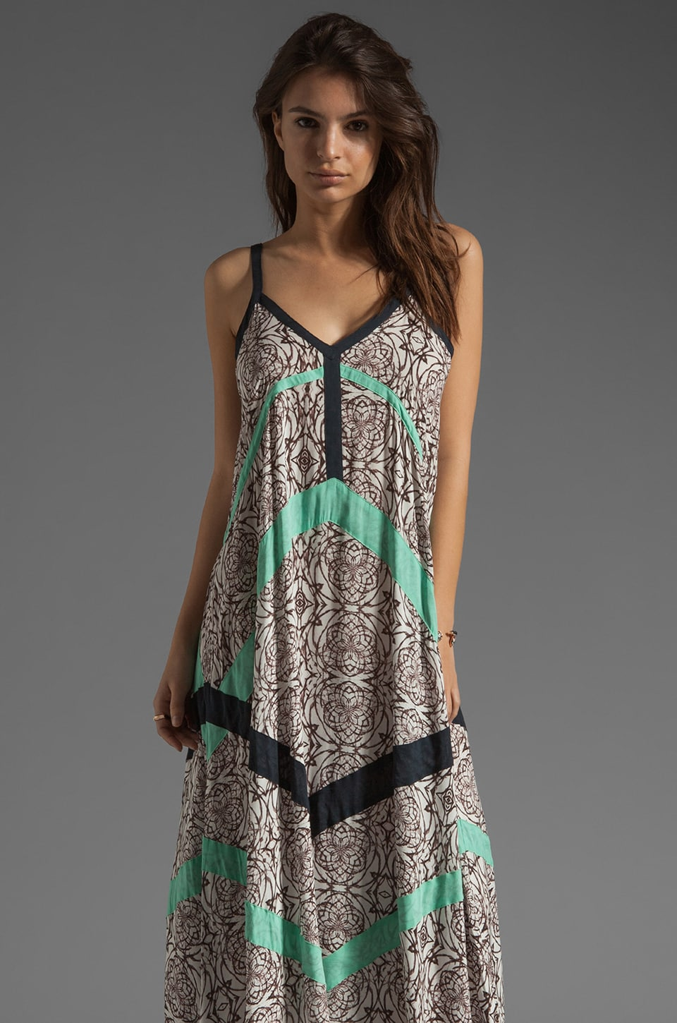 bless'ed are the meek The Fox Dress in Multi