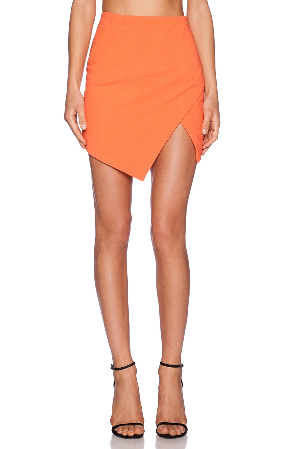 bless'ed are the meek x REVOLVE Fusion Skirt in Orange