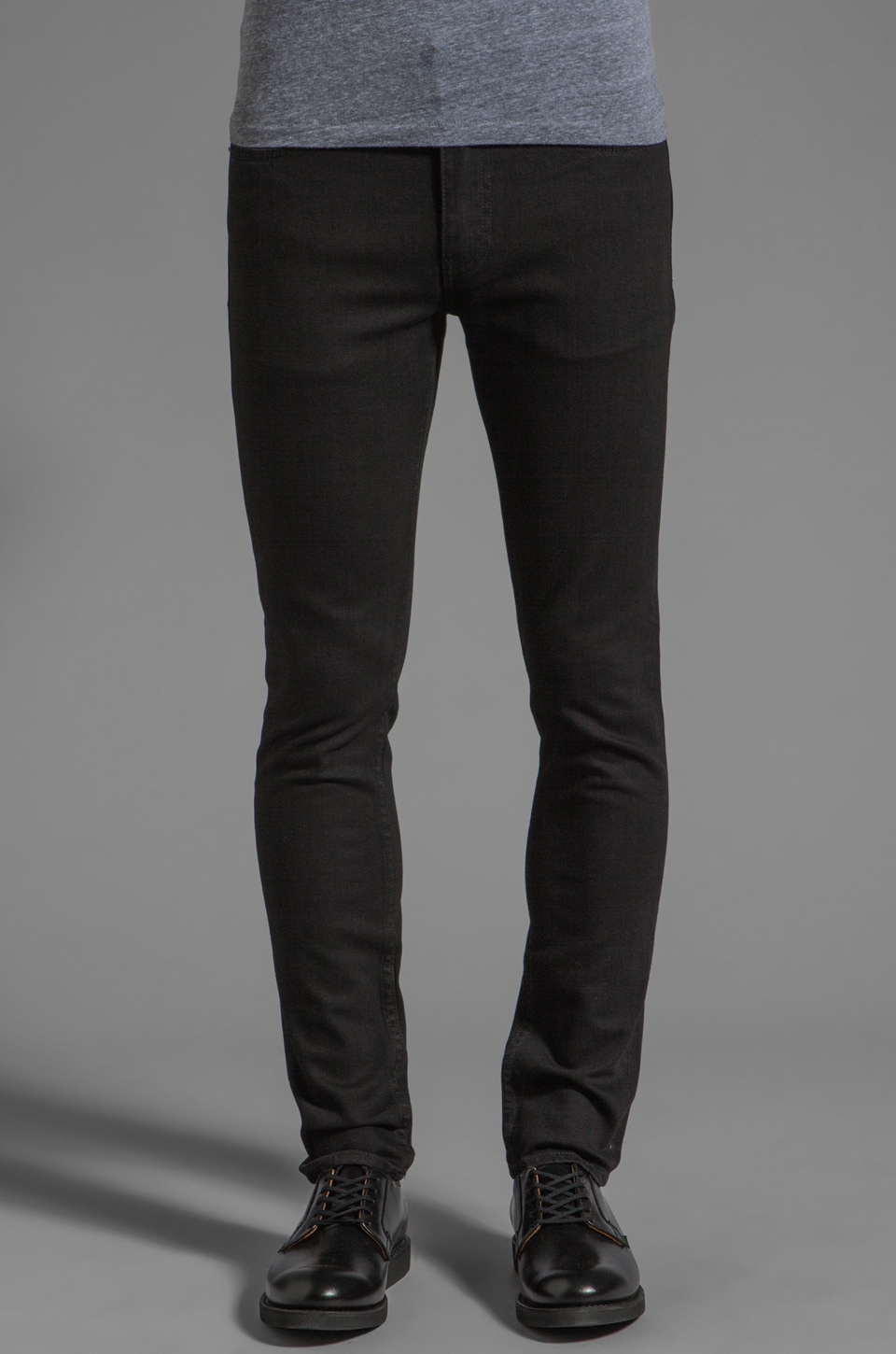 BLK DNM Jean 25 32 Inseam in Ludlow Black