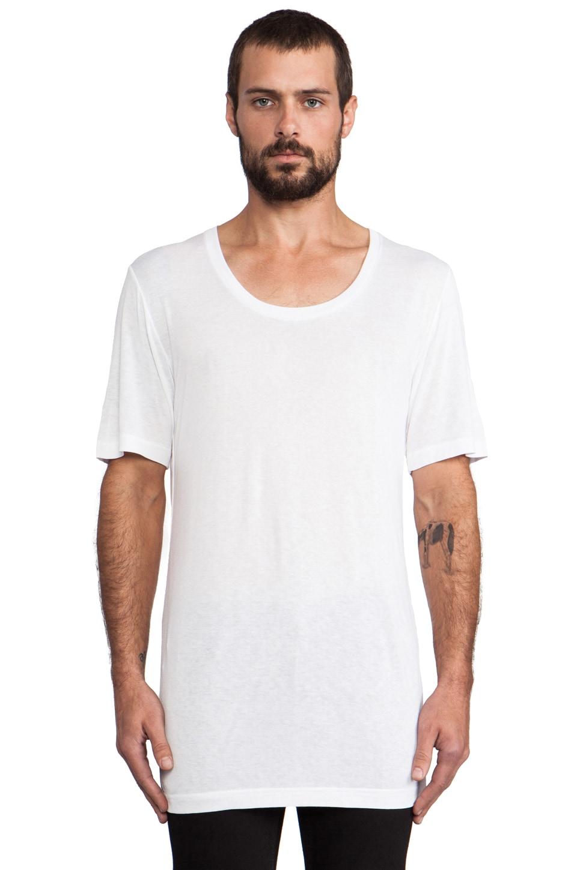 BLK DNM T-Shirt 12 en Blanc