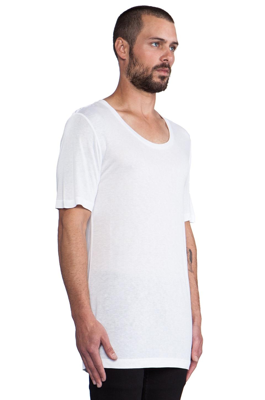 BLK DNM T-Shirt 12 in White