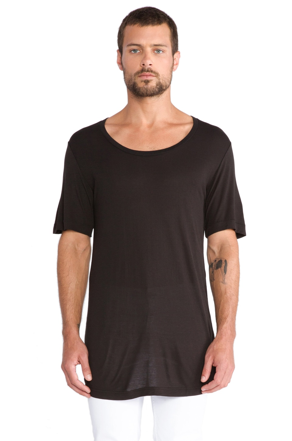 BLK DNM T-Shirt 12 in Black