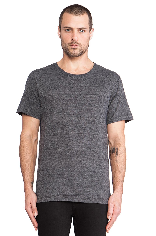 BLK DNM T-Shirt 3 in Dark Grey