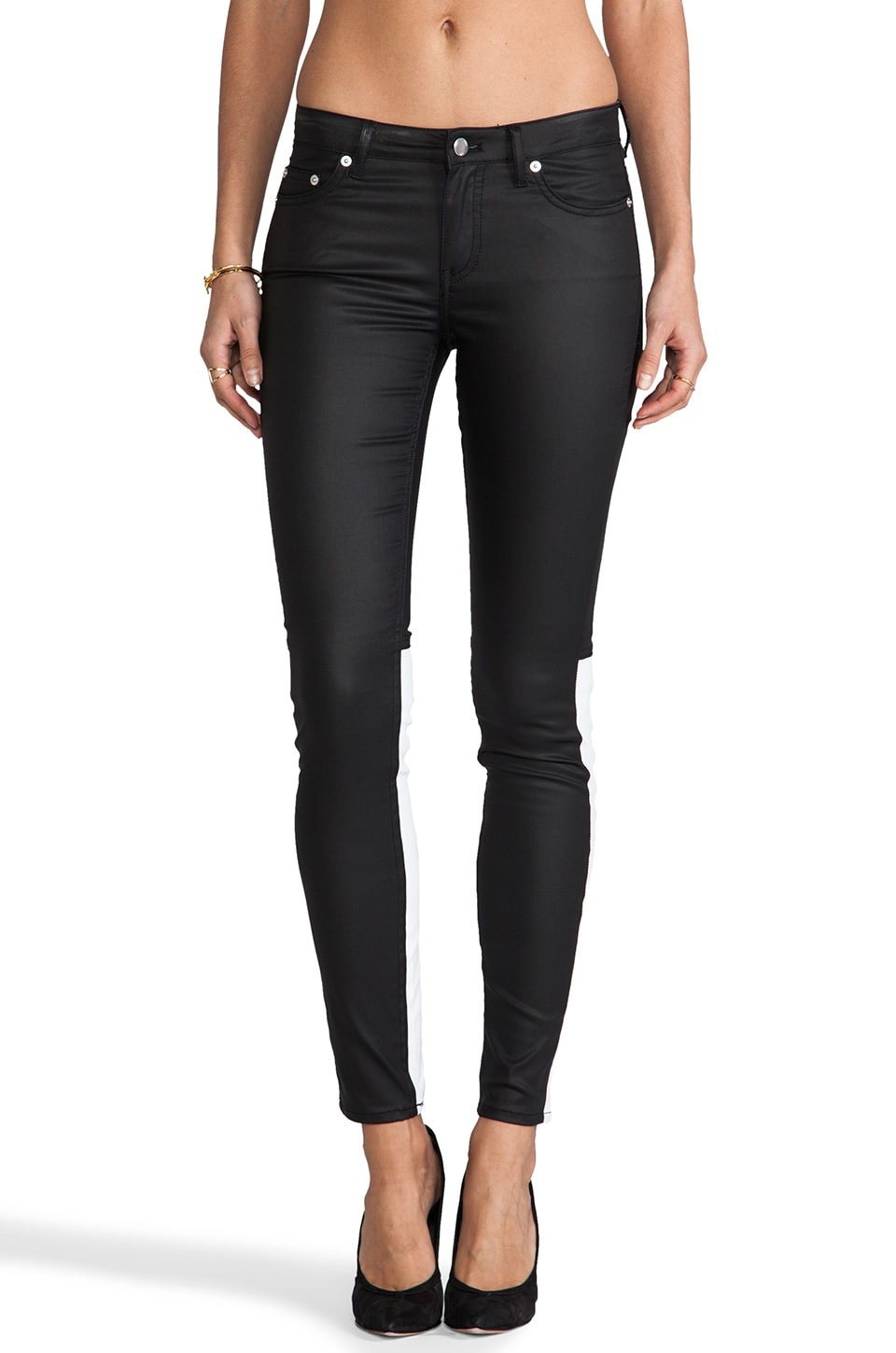 BLK DNM Jeans 26 in Empire Leg