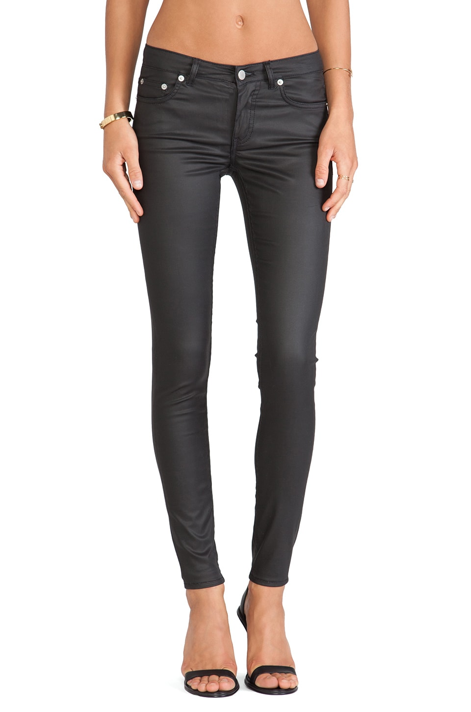 BLK DNM Jeans 26 in Empire Black