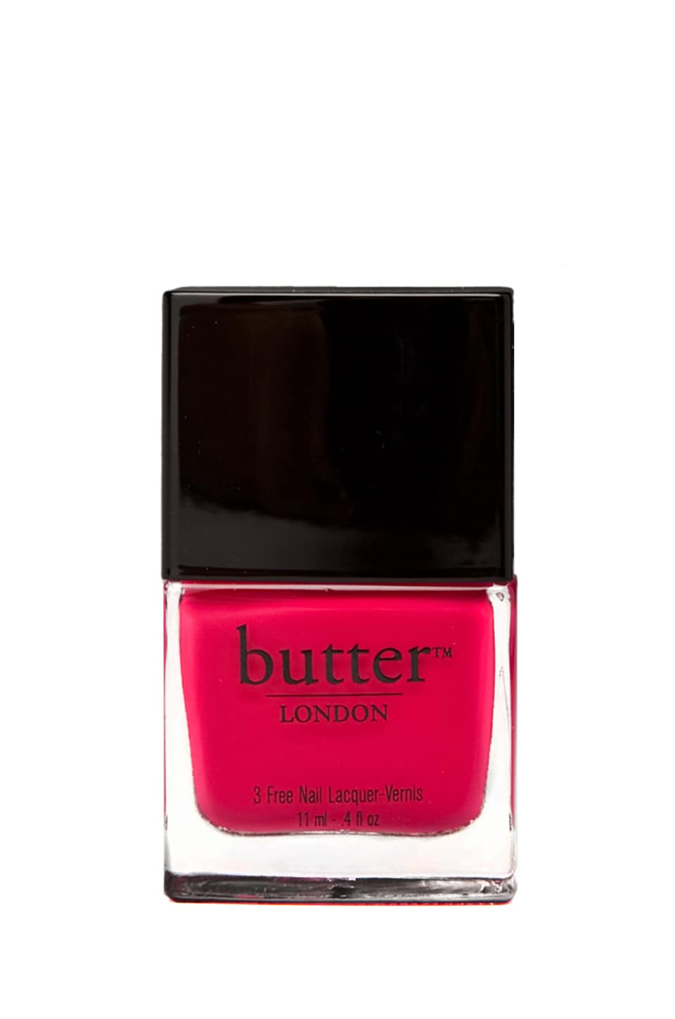 butter LONDON Vernis non toxique 3 Free en Snog