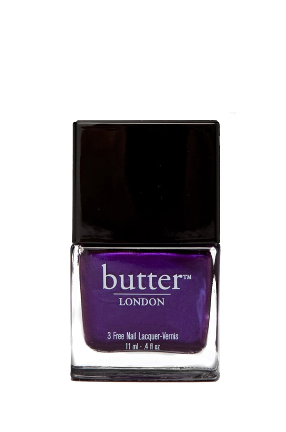 butter LONDON 3 Free Lacquer in HRH