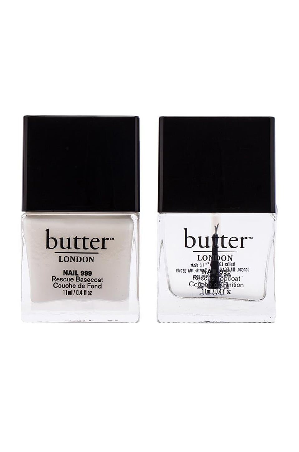 butter LONDON Nail 999 Rescue System in Clear