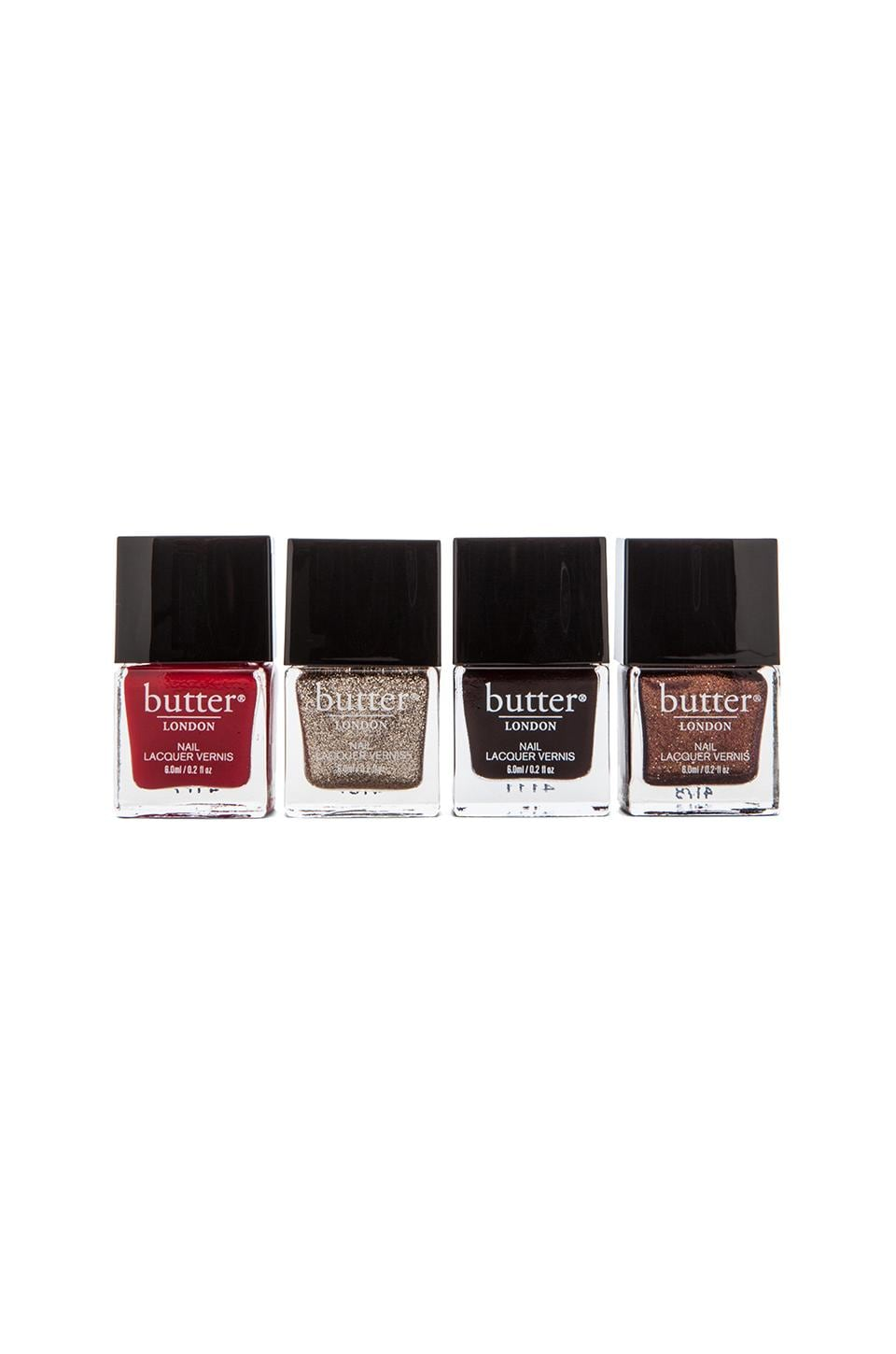 butter LONDON Clockwork Couture Nail Set