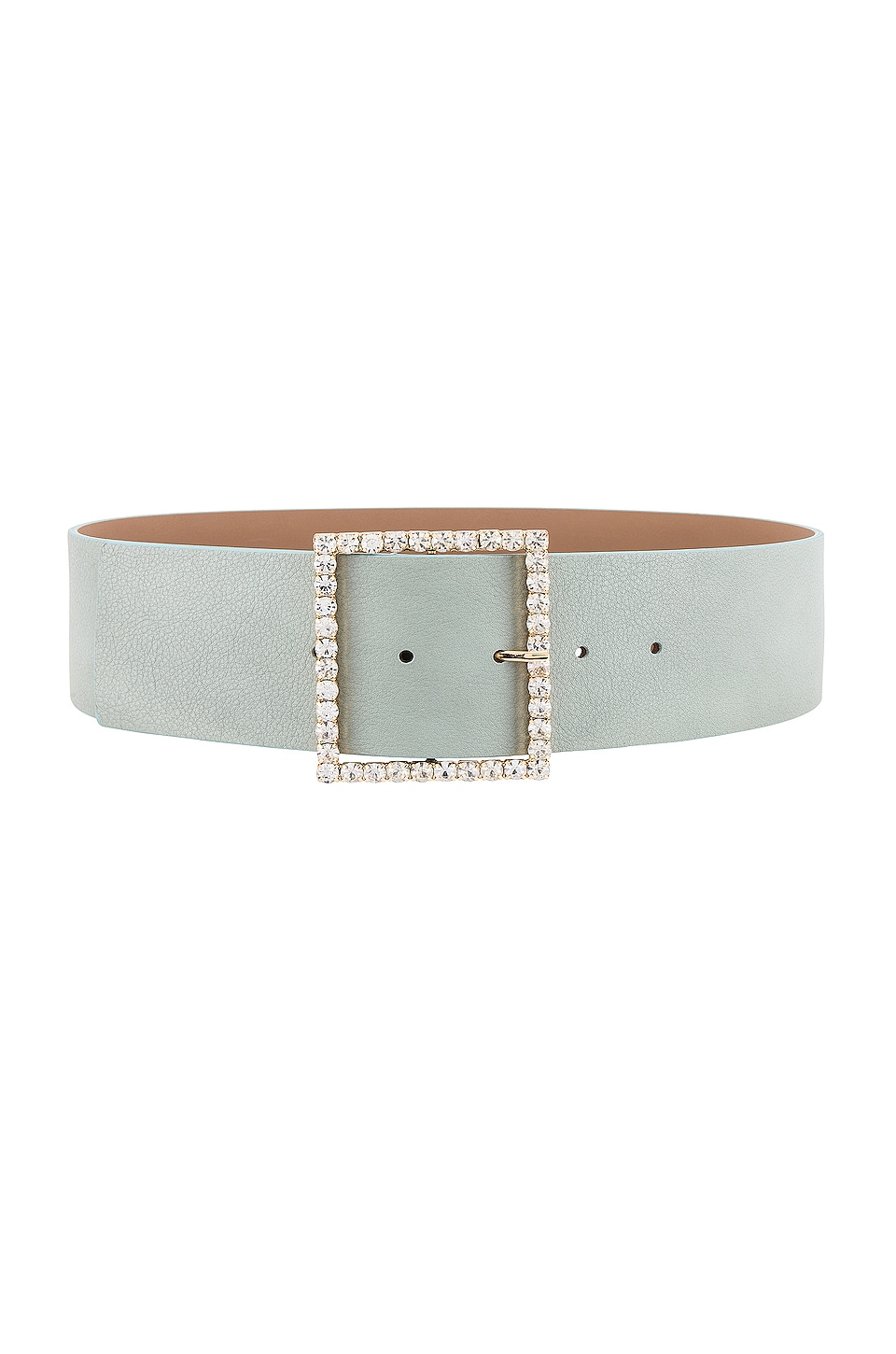 B-Low the Belt Ingrid Belt in Mint & Gold