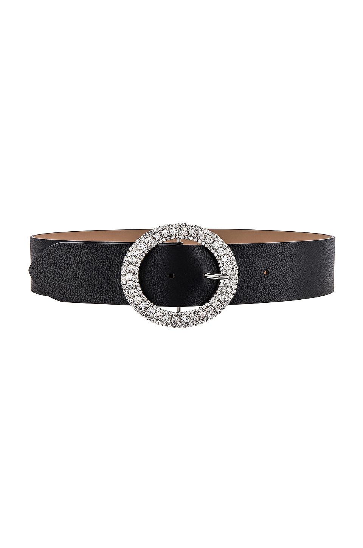 B-Low the Belt Clara Belt in Black & Silver