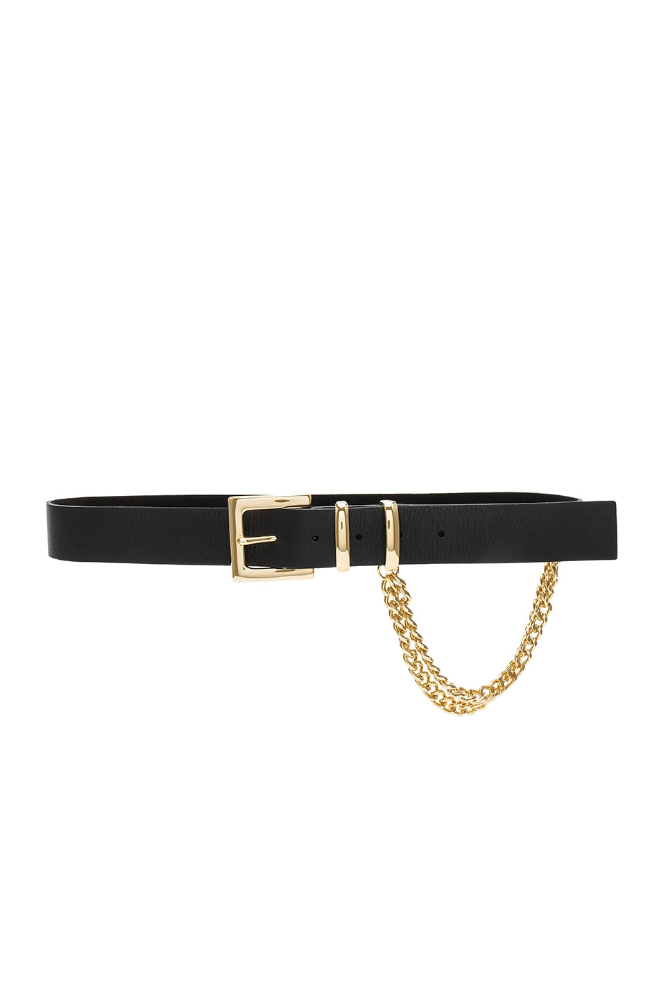 B-Low the Belt Phoenix Belt in Black & Gold