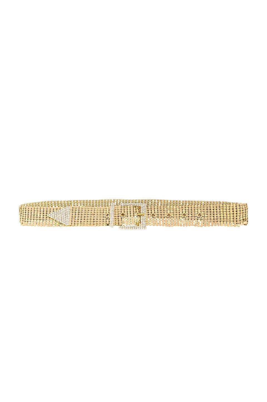 B-Low the Belt Bianca Belt in Gold