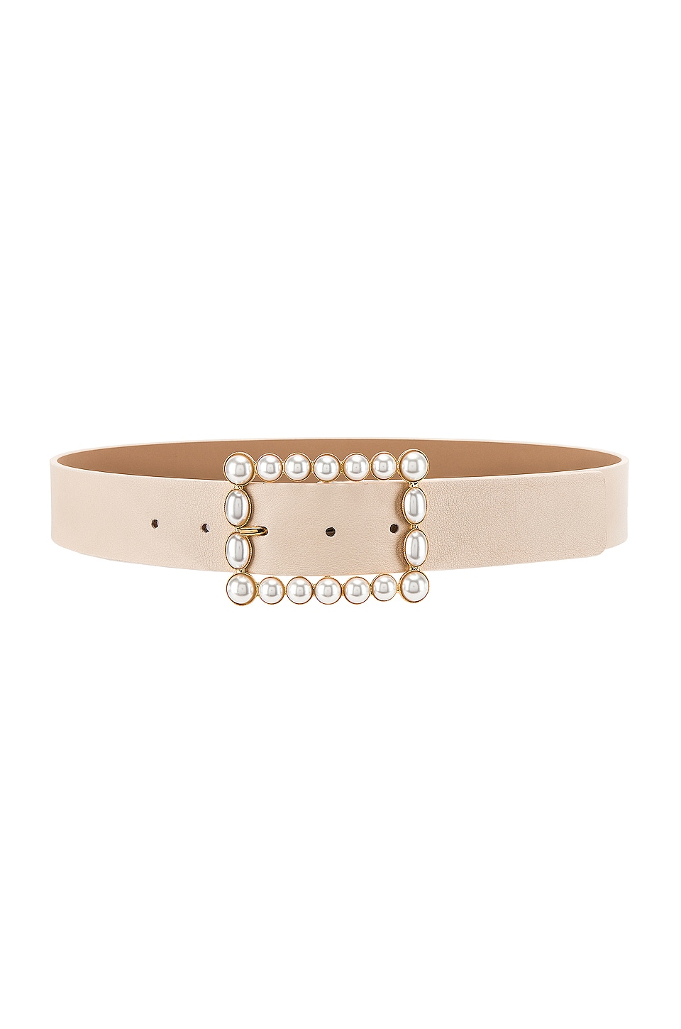 B-Low the Belt Joan Belt in Latte & Gold