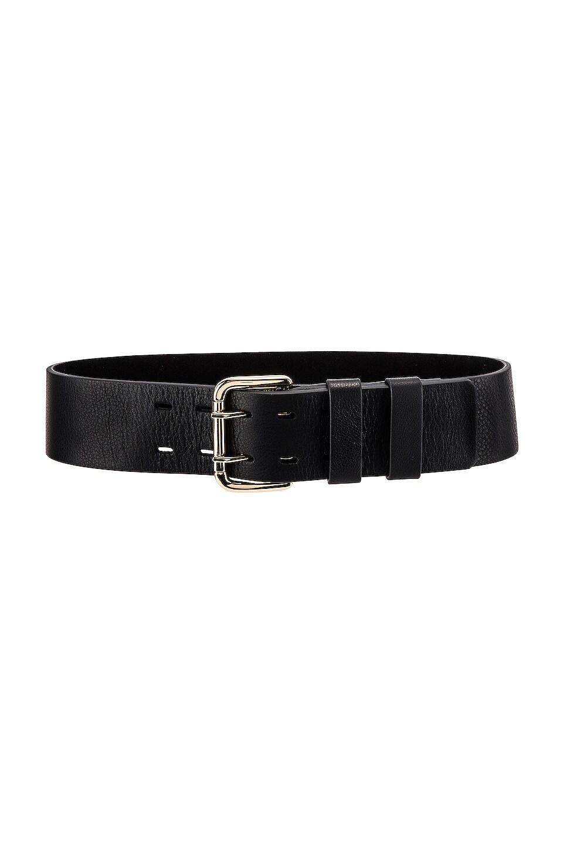 B-Low the Belt Harper Belt in Black & Gold