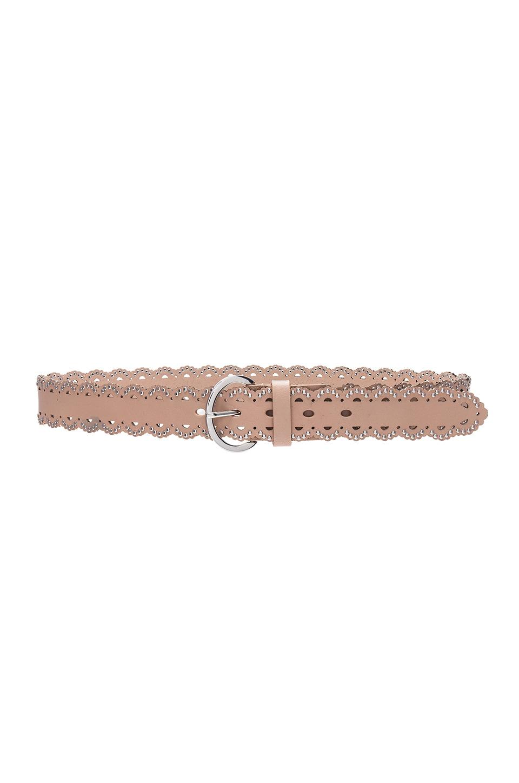 Daisy Studded Belt by B-Low The Belt