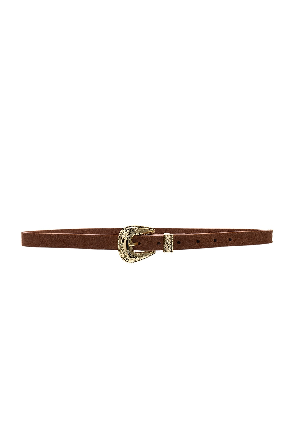 Baby Frank Suede Belt by B-Low the Belt