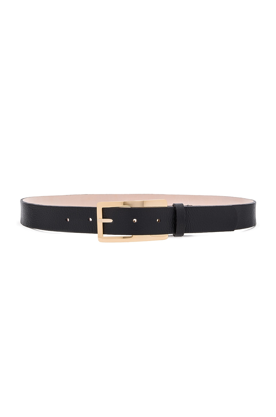 B-Low the Belt Charlie Hip Belt in Black