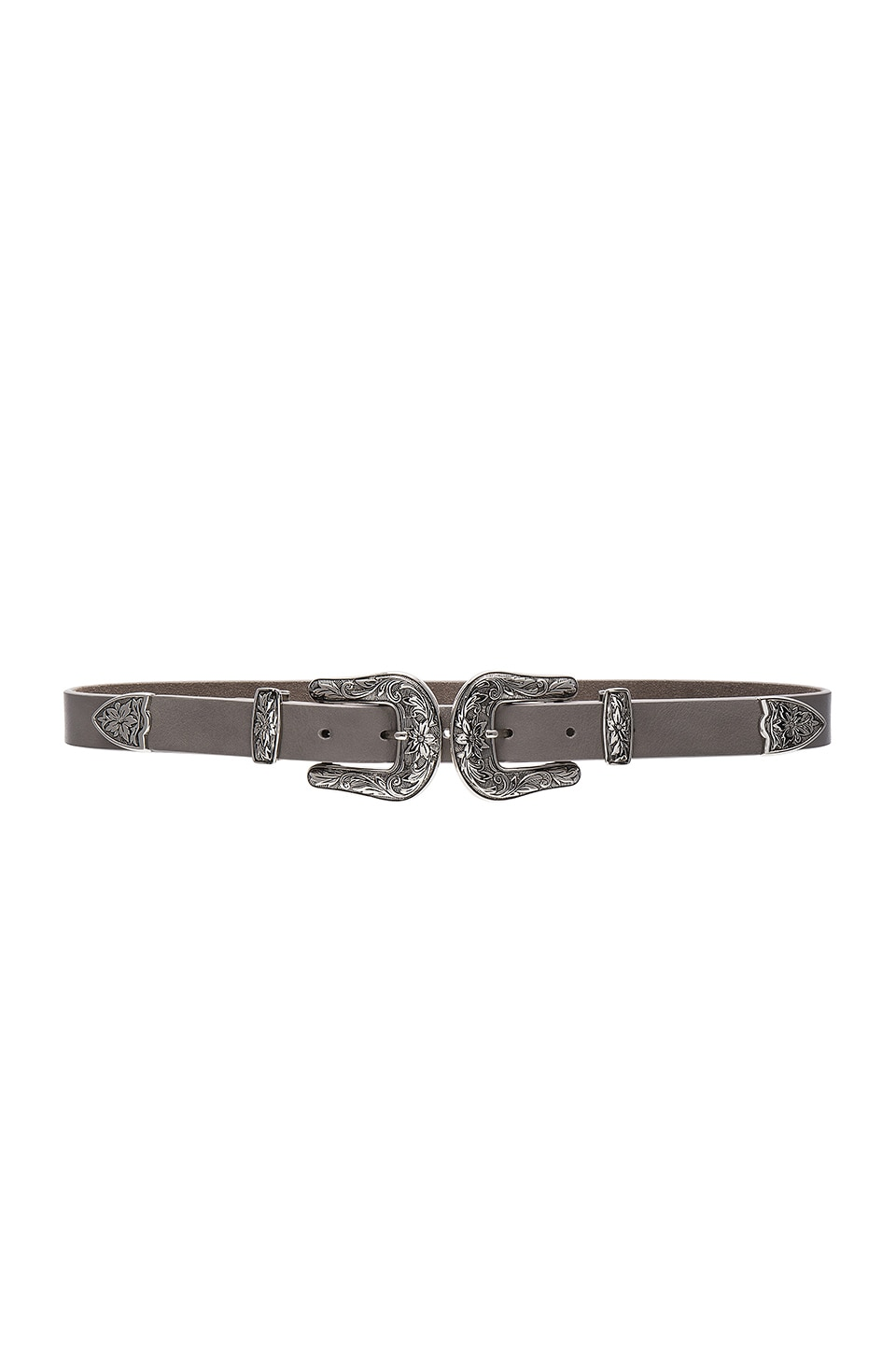 B-Low the Belt Baby Bri Bri Hip Belt in Slate & Silver