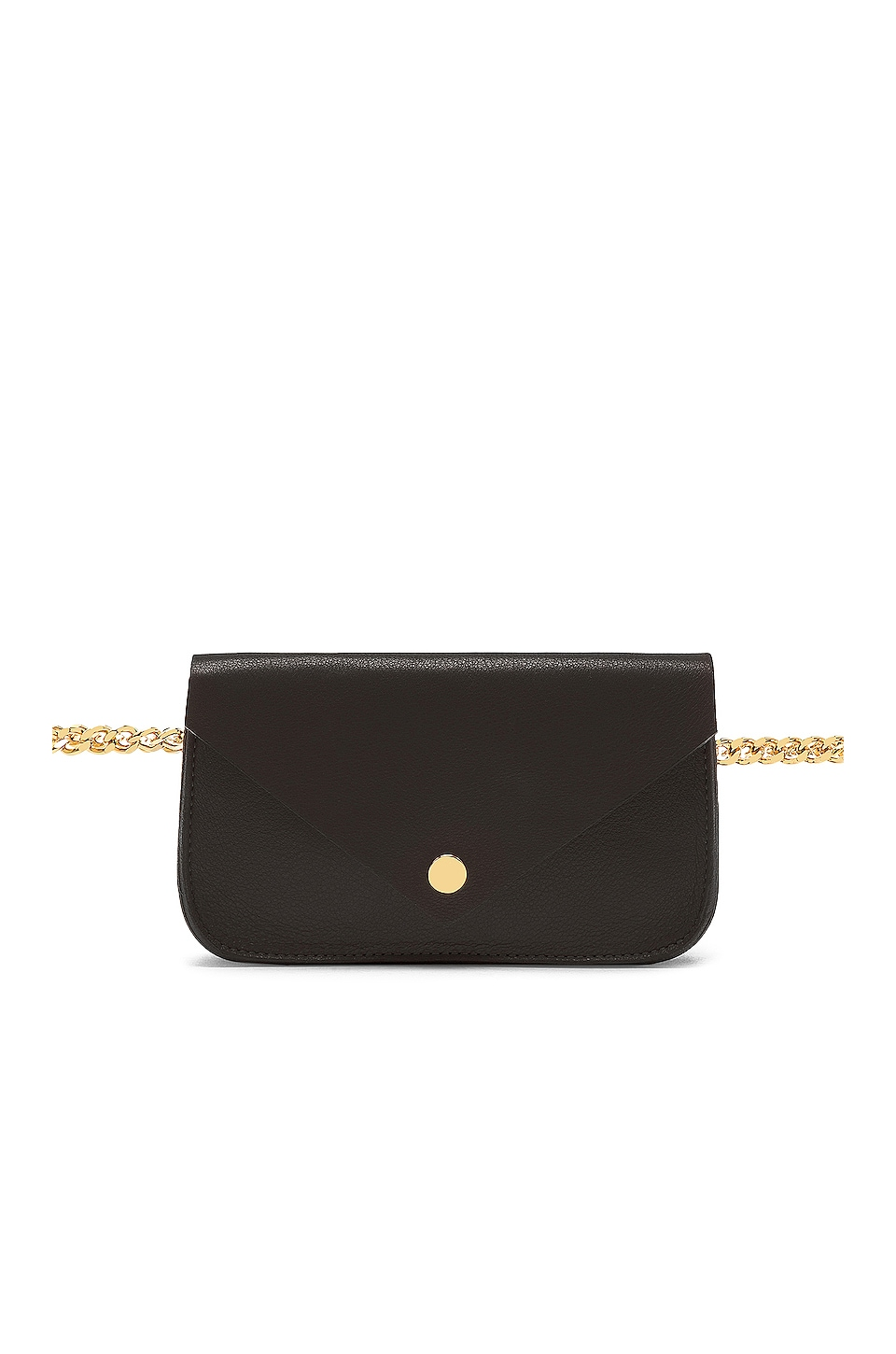 B-Low the Belt Gia Chain Belt Bag in Black & Gold