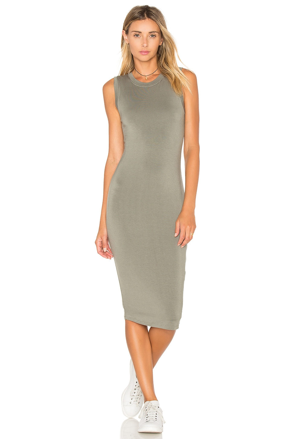 Tank Midi Dress by Blq Basiq