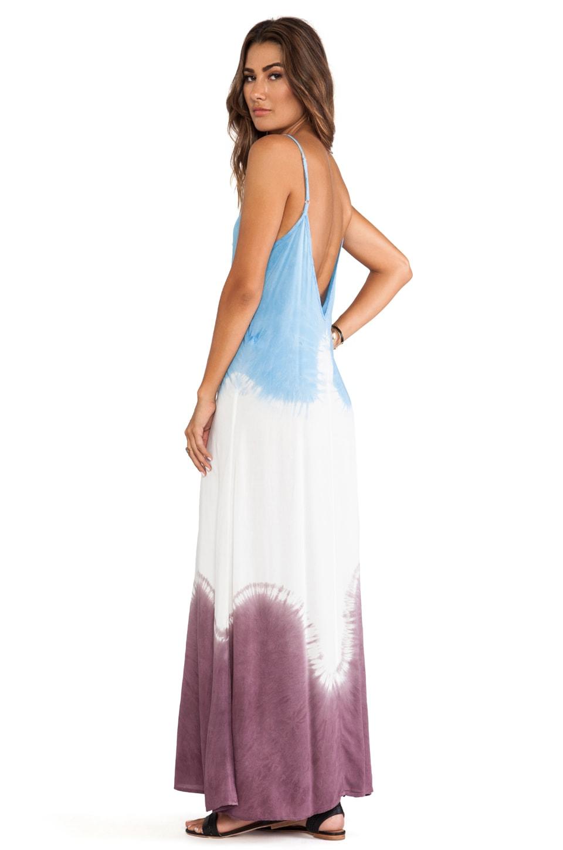 Blue Life Spring Lovin' Dress in Palms
