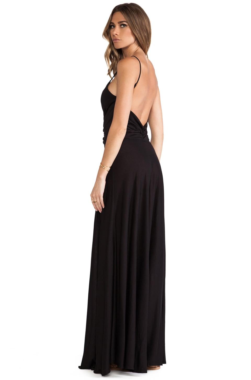 Blue Life Sunbeam Maxi Dress in Black