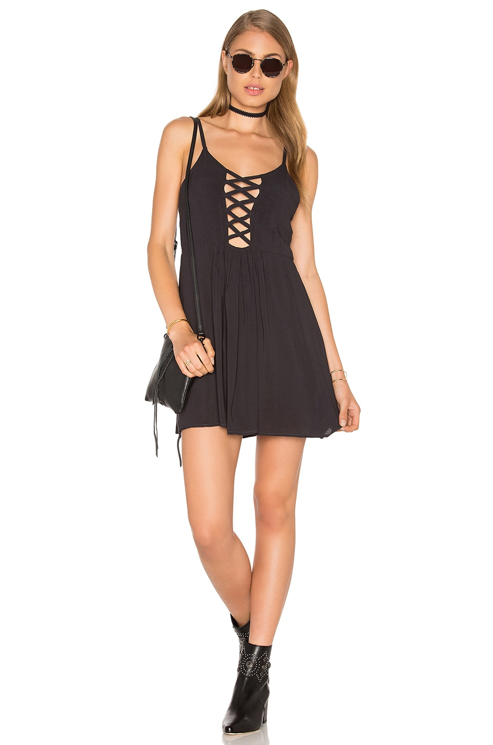 Good Fortune Dress by Blue Life