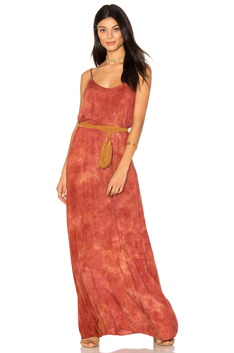 Spring Lovin Maxi Dress by Blue Life