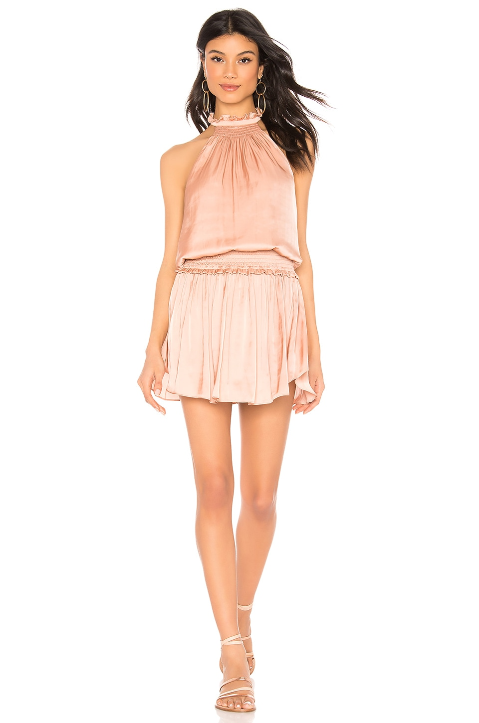 Blue Life Rima Dress in Pink