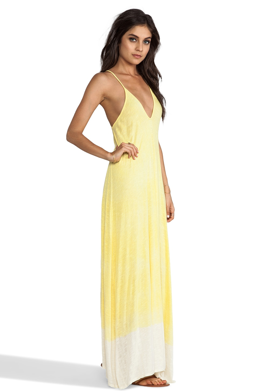 Blue Life Pharoah Long Dress in Sunfade