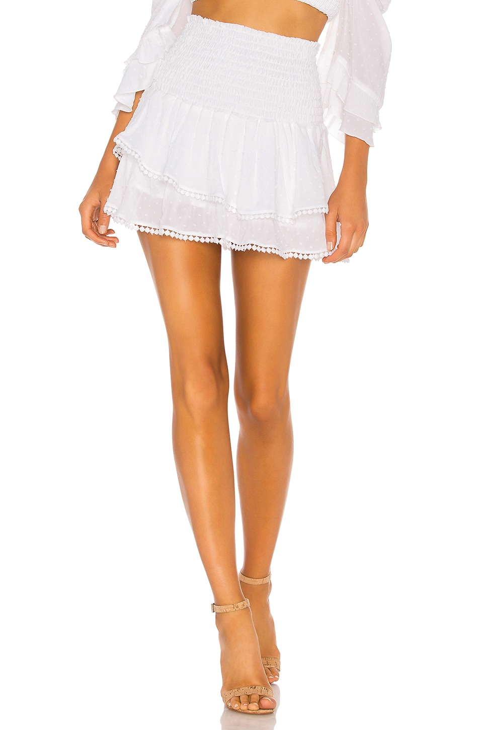 Blue Life x REVOLVE Perfect Skort in White Dot