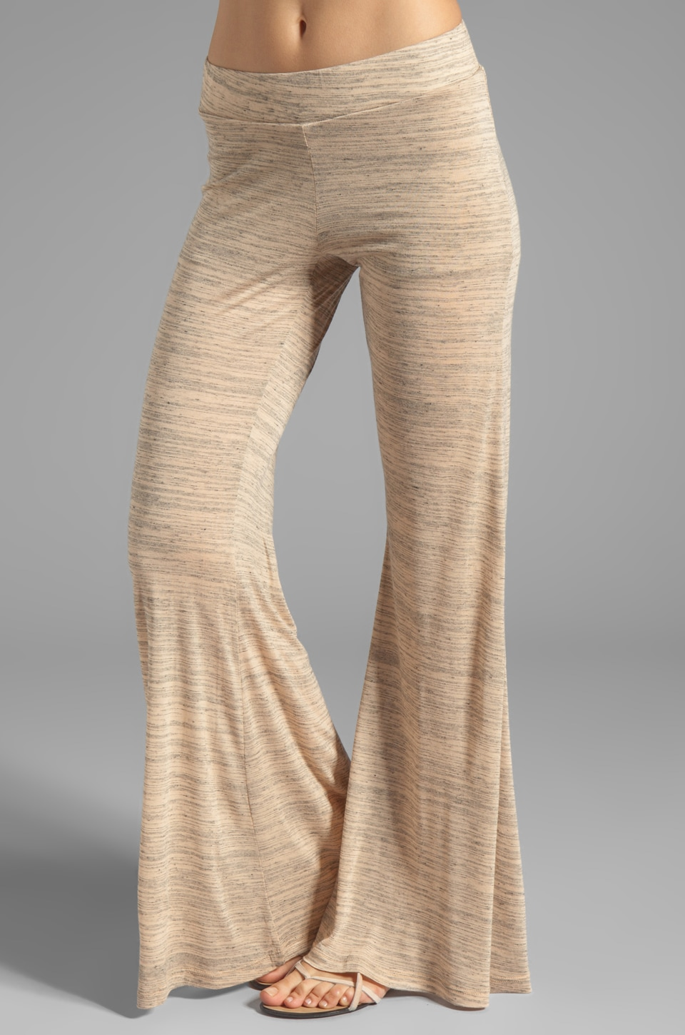 Blue Life Classic Bell Pants in Desert