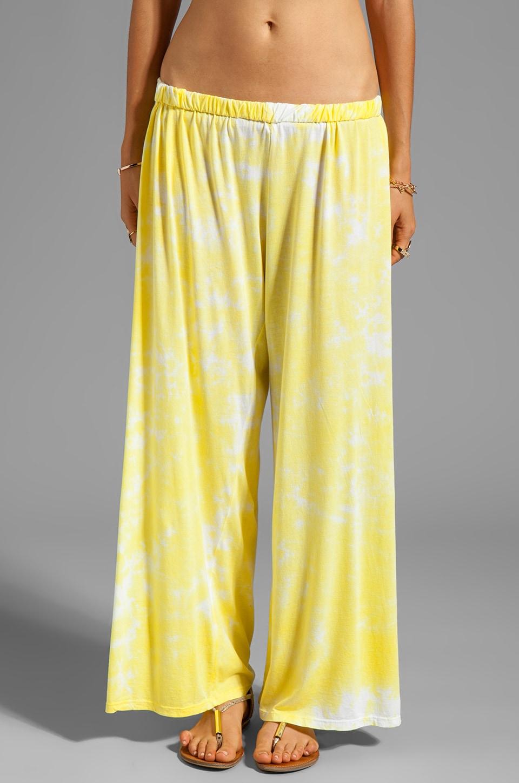 Blue Life Beach Trouser in Sunbeam