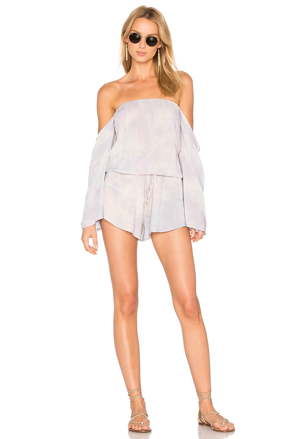 Life's A Beach Romper by Blue Life