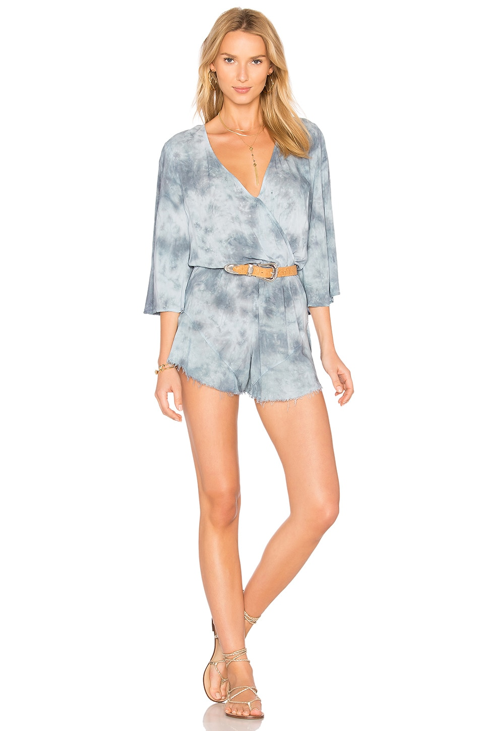 Flora Romper by Blue Life