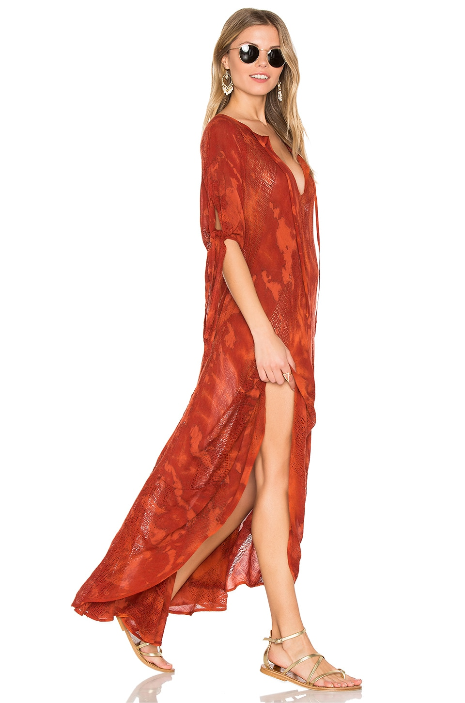 St. Barts Caftan by Blue Life