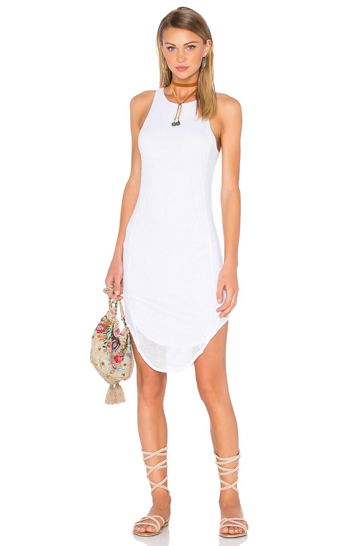 Mesh Midi Dress by Bella Luxx