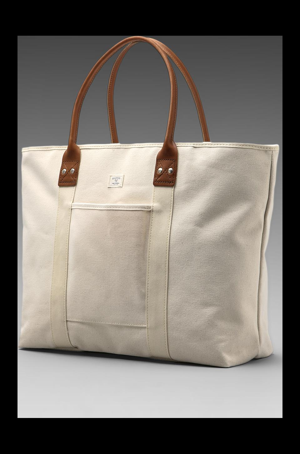 Billykirk Large Tote in Natural/Tan