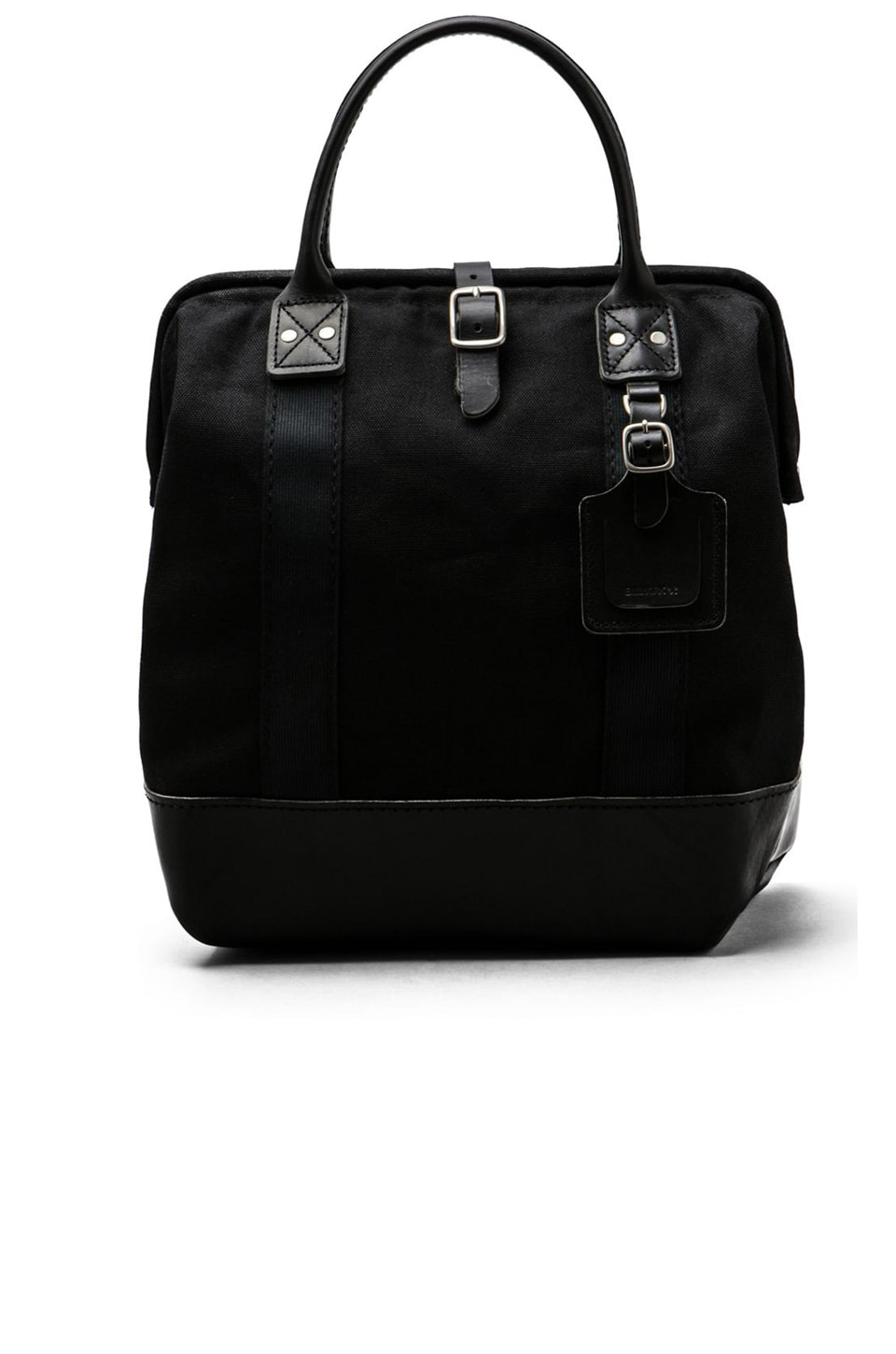 Billykirk No. 164 Small Carryall in Black