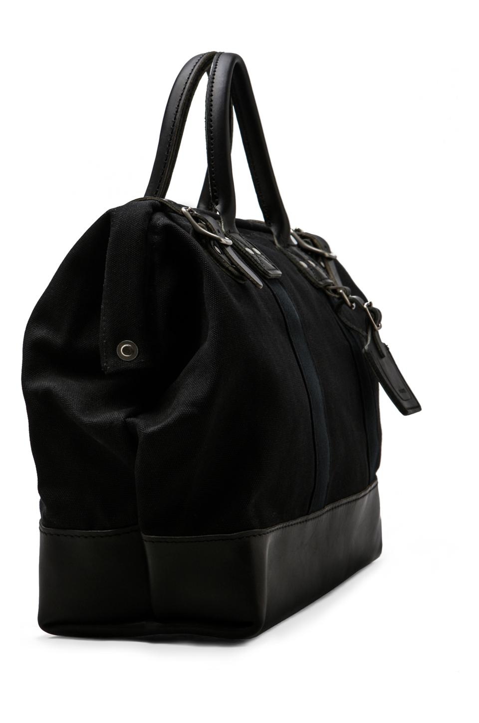 Billykirk No. 165 Medium Carryall in Black