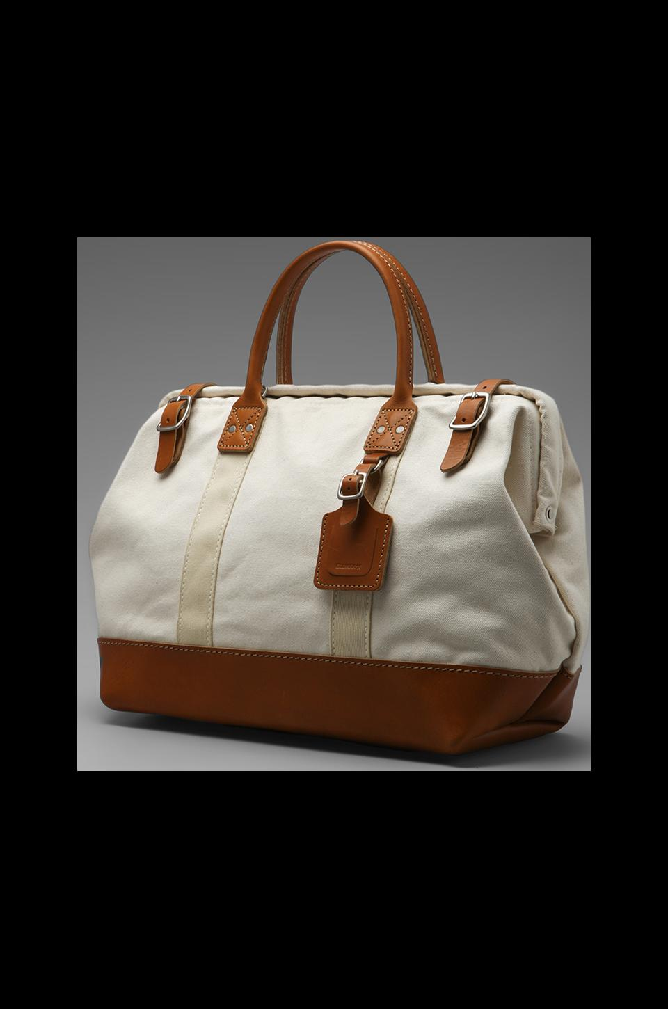 Billykirk No. 165 Medium Carryall Natural With Tan