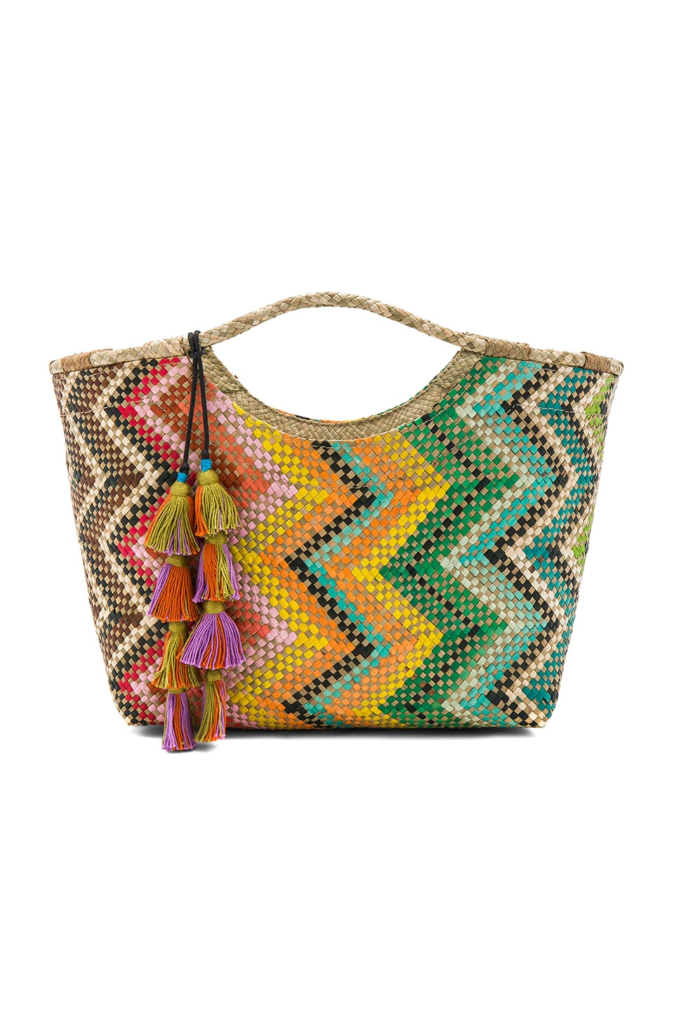 Banago Liliana Mini Tote in Rainbow