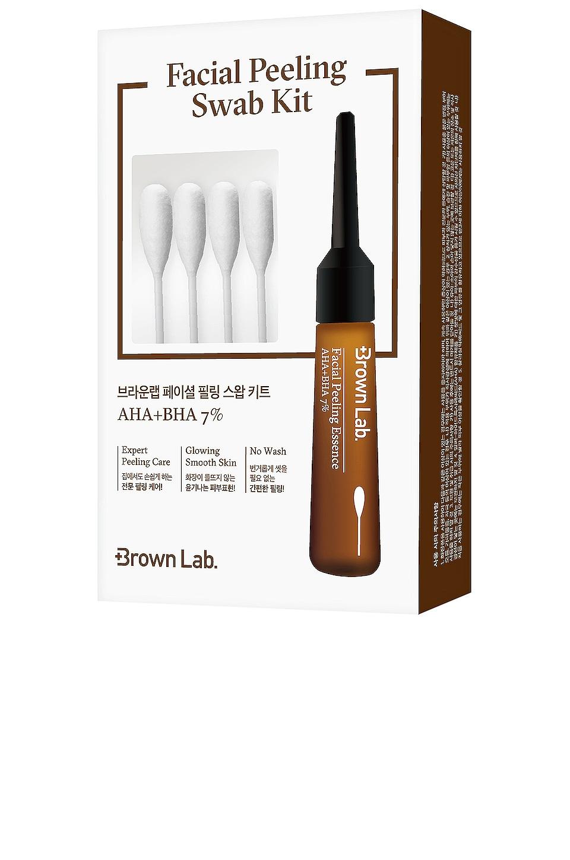 Brown Lab НАБОР FACIAL PEELING SWAB