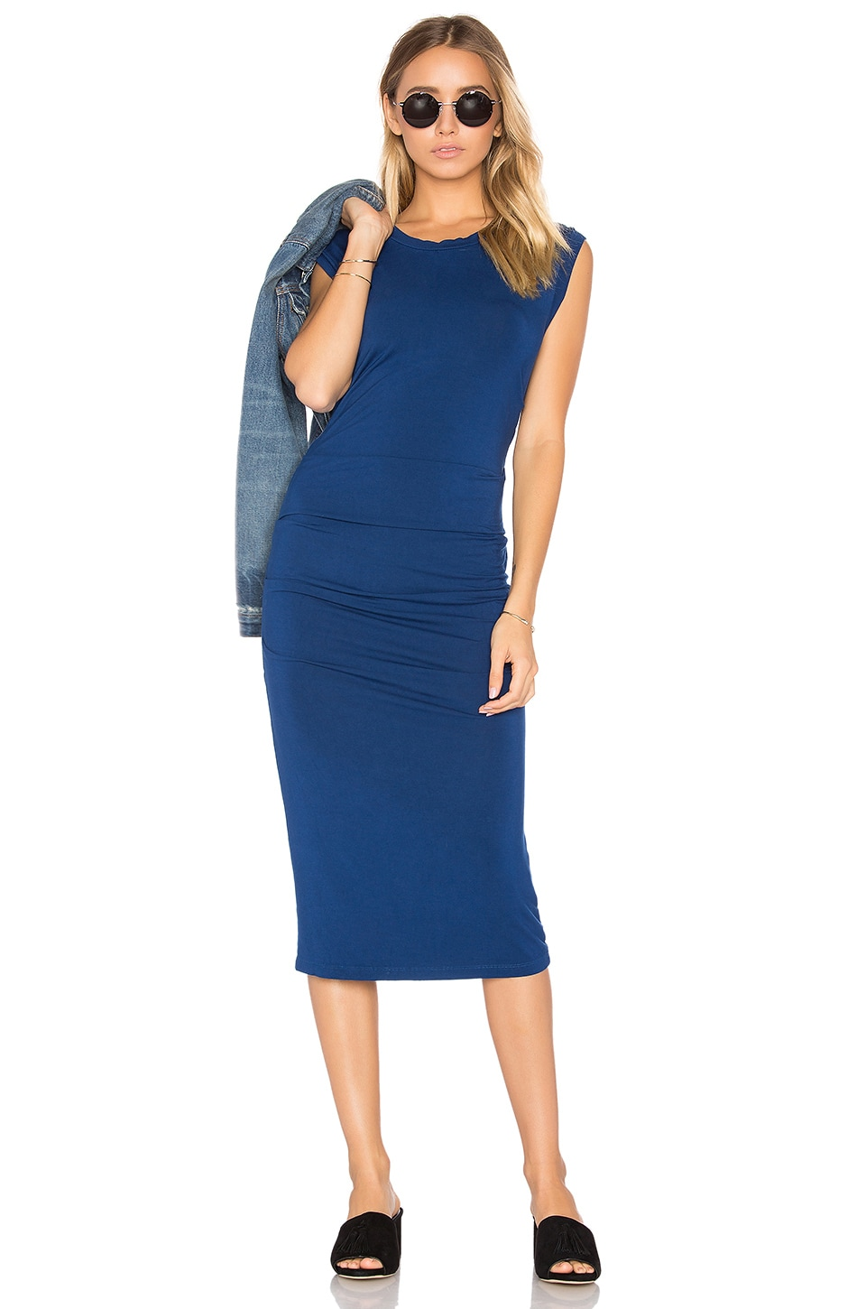 Jersey Bodycon Dress by Bobi